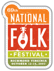 National Folk Festival home page